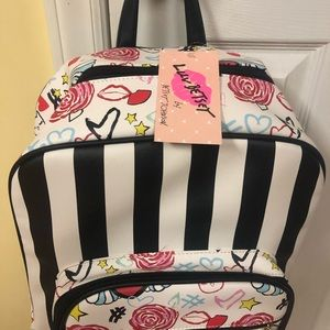 Betsey Johnson Bags - Betsey Johnson Large Backpack